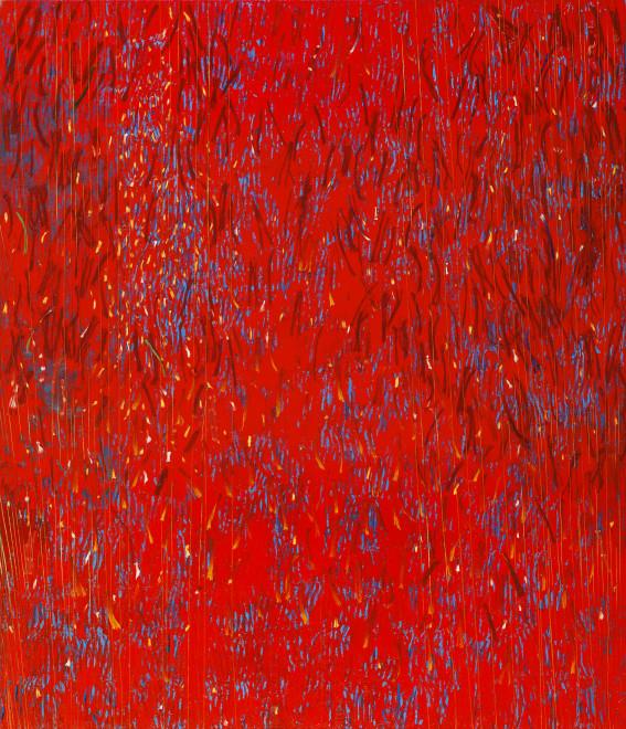 Art Events Calendar London : Inner weaves recent paintings by angeli sowani london
