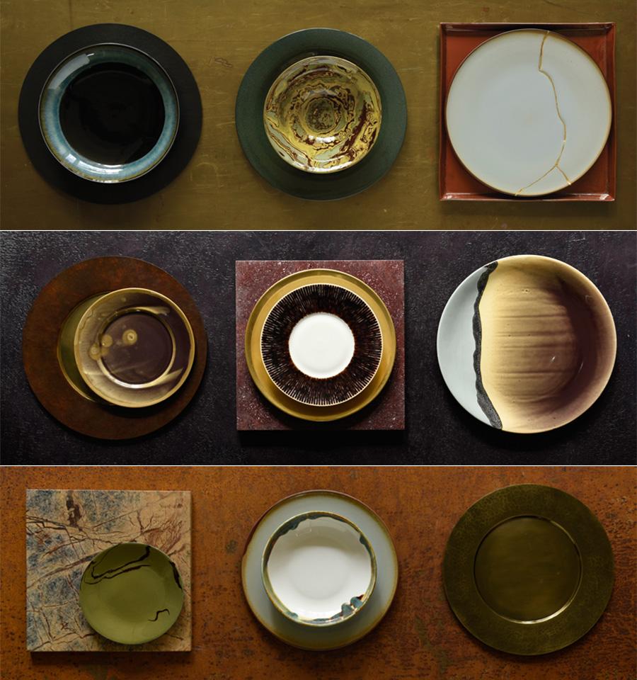 Art Events Calendar London : Tableware part i london art events